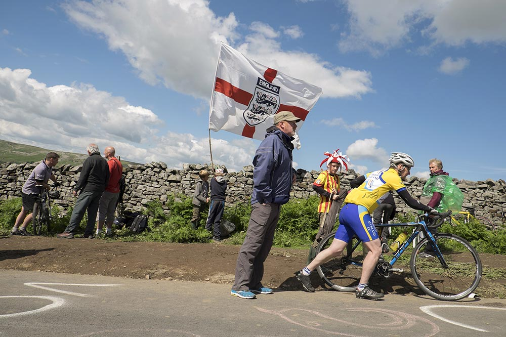 Tour De France – Le Grand Depart, Reeth, Yorkshire Dales