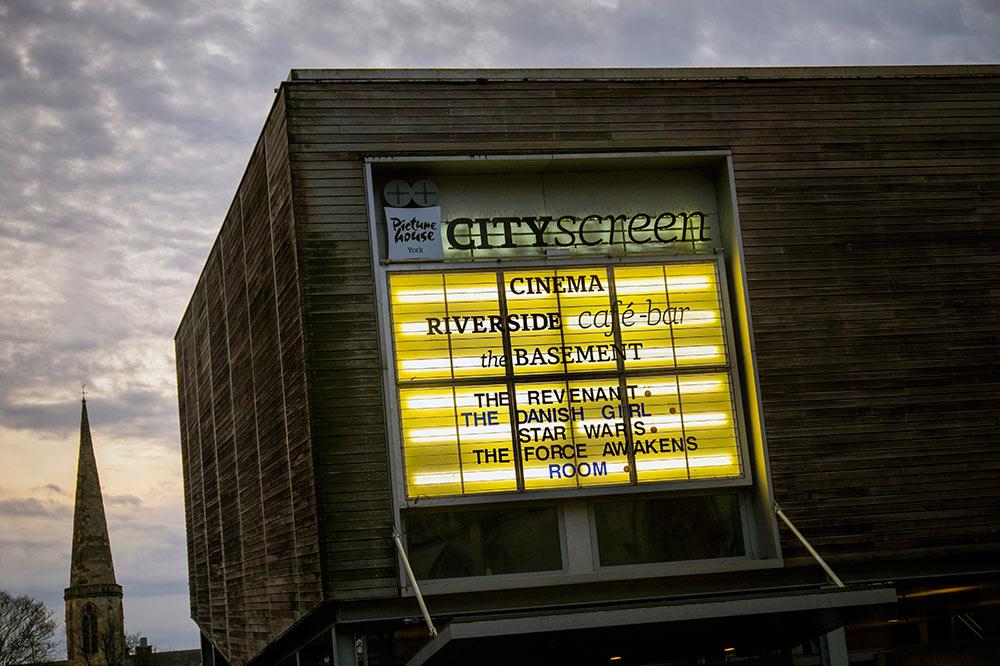 City Screen York