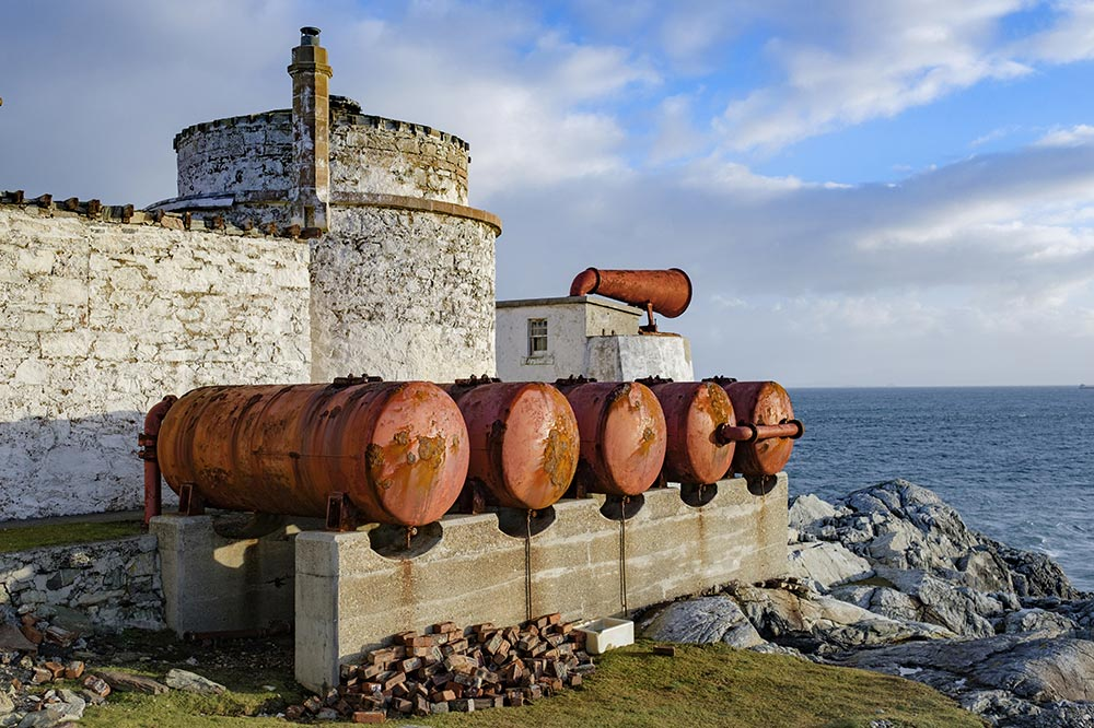 Eilean Glas Lighthouse Scalpay, The Outer Hebrides