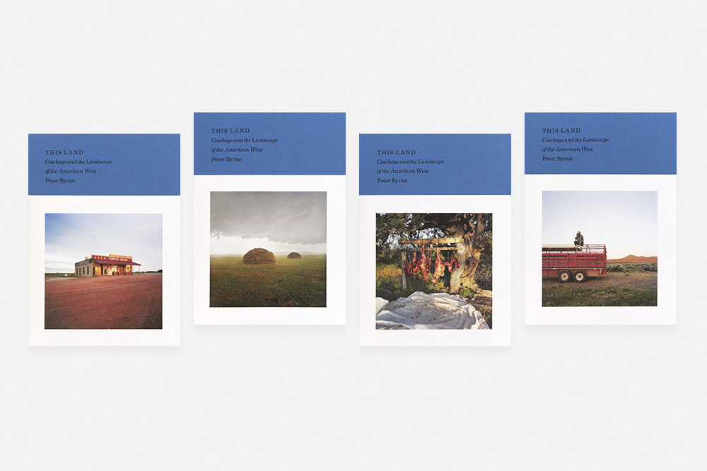 A few notes on self-publishing my new photography book – This Land